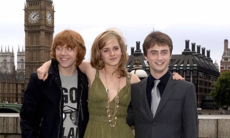 Ο Harry Potter πρώτος για τη δεκαετία