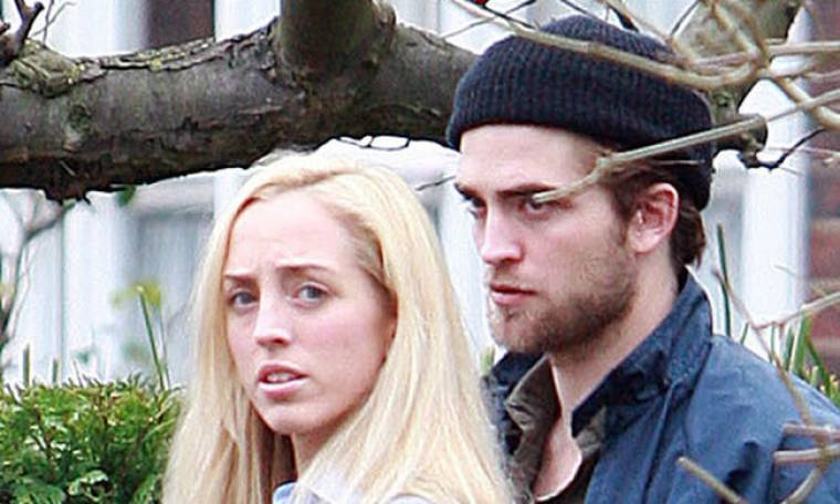 Ο Robert Pattinson και η Lizzy
