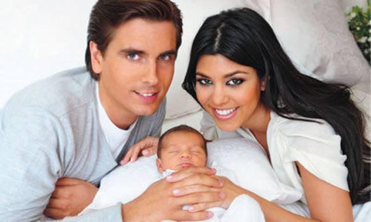 H πρώτη φωτογραφία του παιδιού της Kardashian