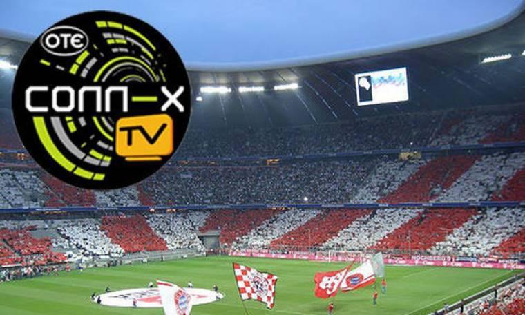 Σε 60 πόλεις το CONN-X TV