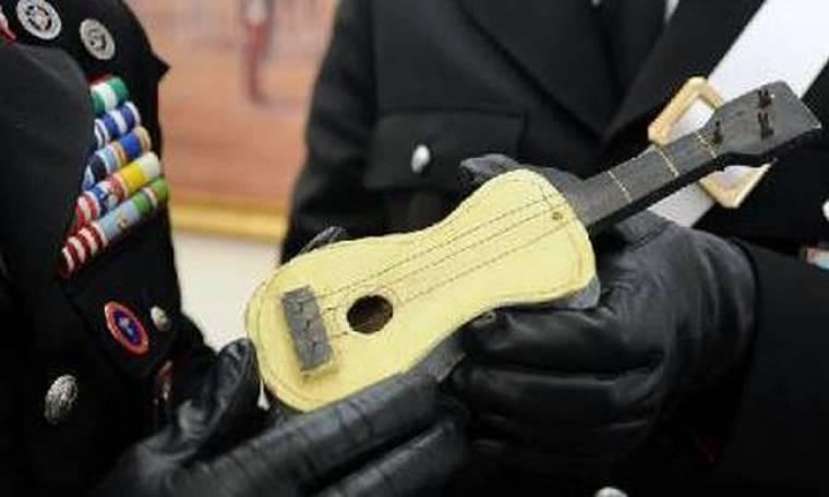 Βρέθηκε η μικρή ξύλινη κιθάρα του Πικάσο