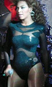 Η Beyonce χορεύει… limbo