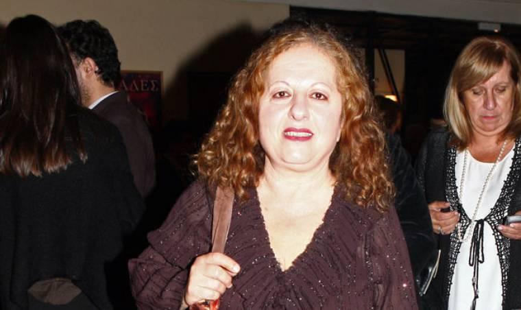 """Ελένη Γερασιμίδου: """"Έπαθα μελαγχολία για μήνες"""""""