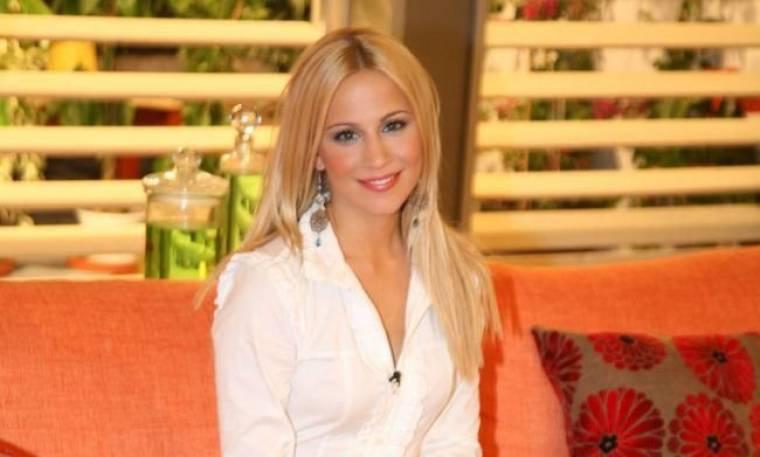Η... τραγουδίστρια Νάντια Μπουλέ
