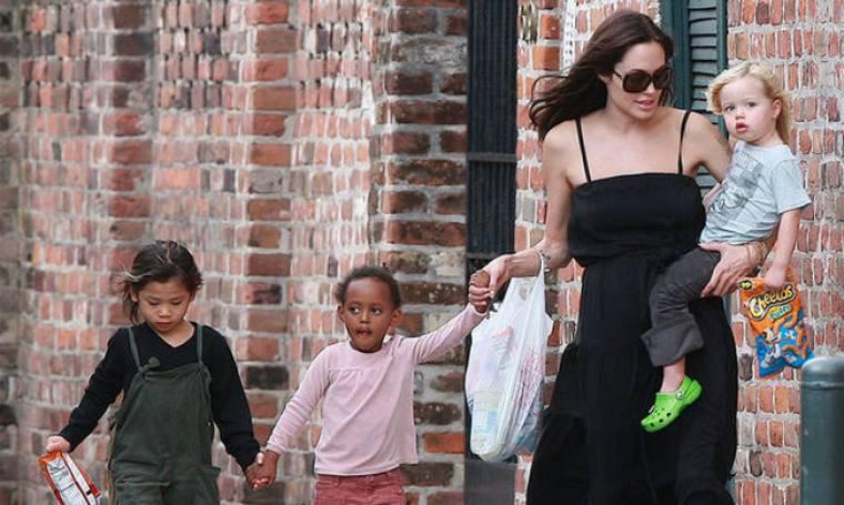 Η κληρονομιά των παιδιών της Jolie