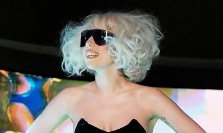 Η Lady GaGa στα Grammy