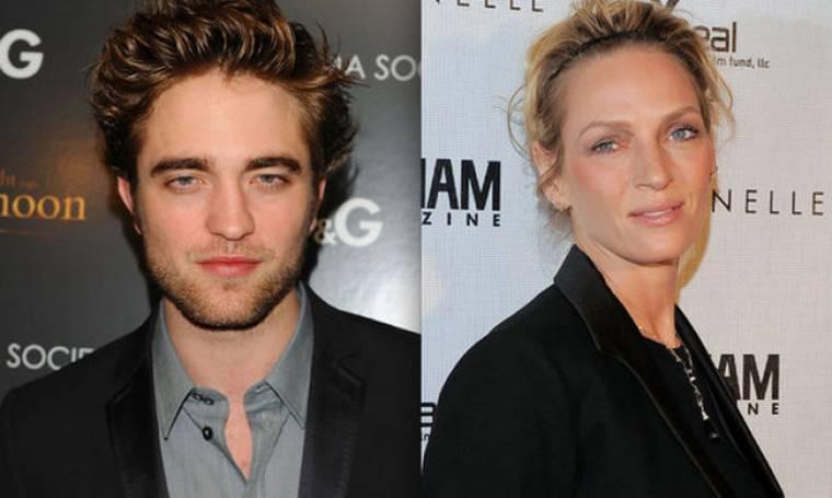 Καυτές σκηνές του Pattinson με τη Thurman
