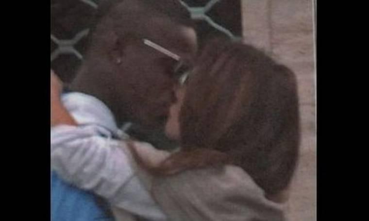 """Η νέα """"καυτή"""" σύντροφος του Mario Balotelli"""