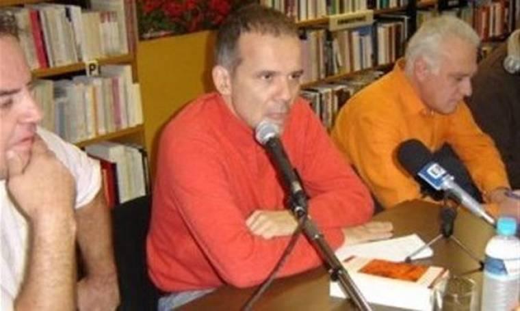 """Τέλλογλου: Παρουσιάζει το βιβλίο του """"Το Δίκτυο: Φάκελλος Siemens"""""""