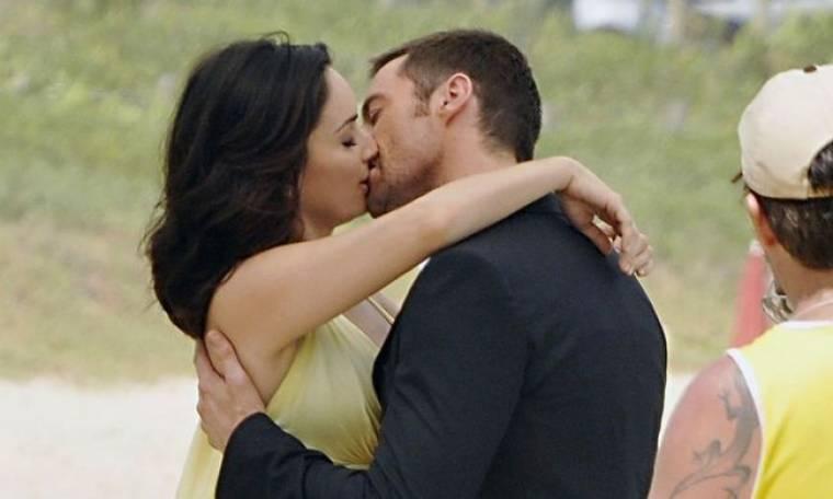 Ποια φιλάει ο Jackman;