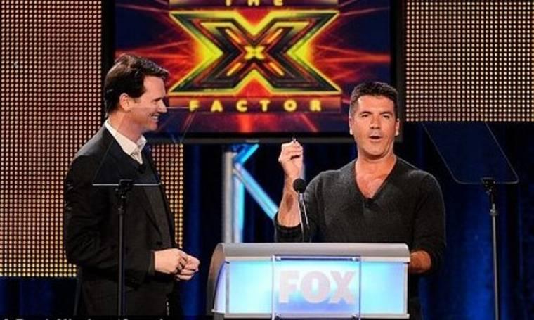 Στην Αμερική Simon Cowell και X – Factor