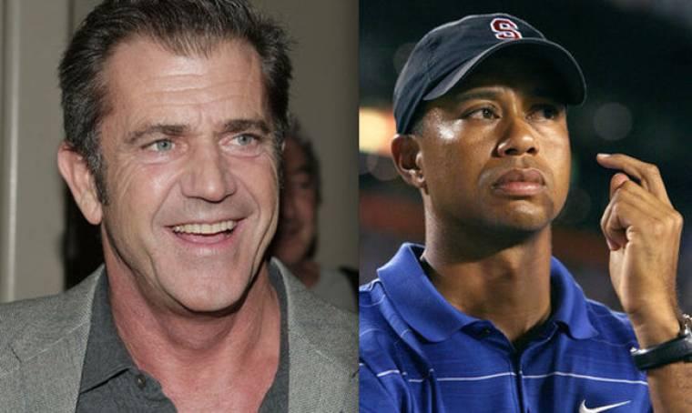 Mel Gibson: Λυπάμαι τον Tiger Woods