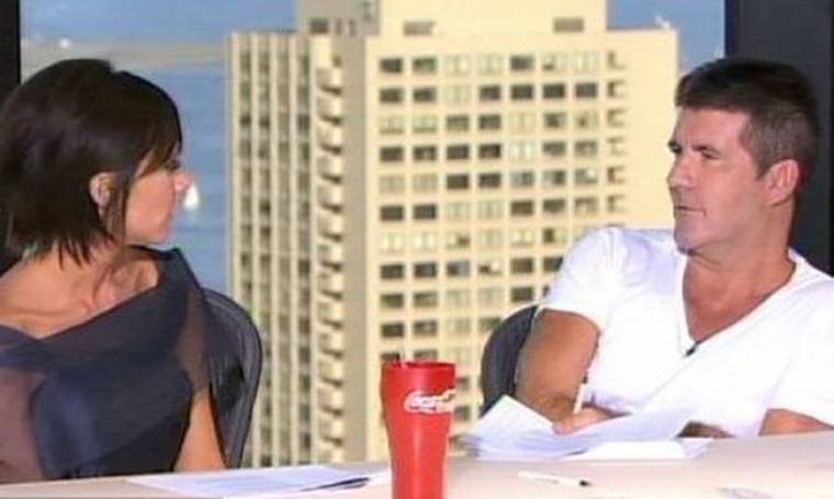 Victoria Beckham: Τι το 'θελε το American Idol;