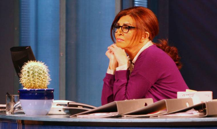 Μιμή Ντενίση: Θέλω πολύ να ερωτευτώ δυνατά!