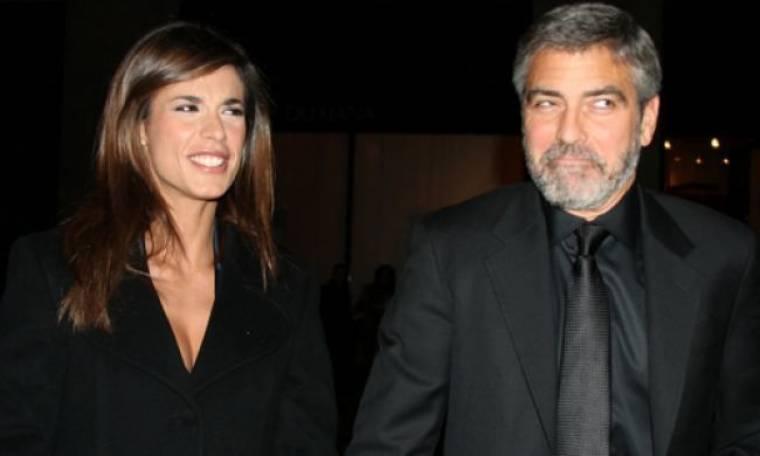 H Elisabetta μαθαίνει ιταλικά στον George Clooney