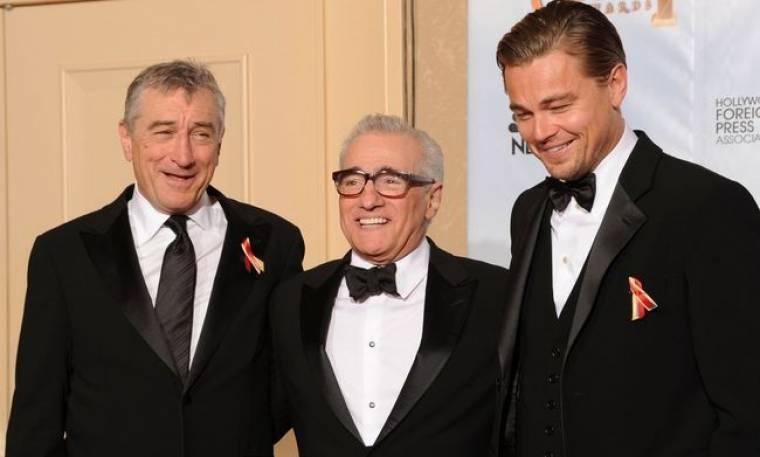 Τιμητικό βραβείο για τον Martin Scorsese