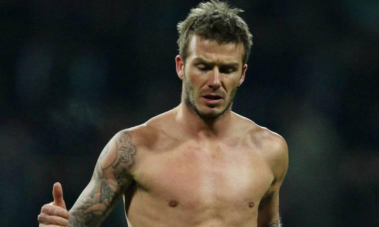 Το τατουάζ του Beckham για τη Milan