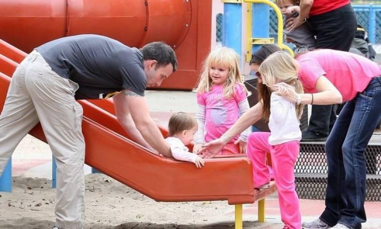 Οικογενειακές στιγμές στο πάρκο