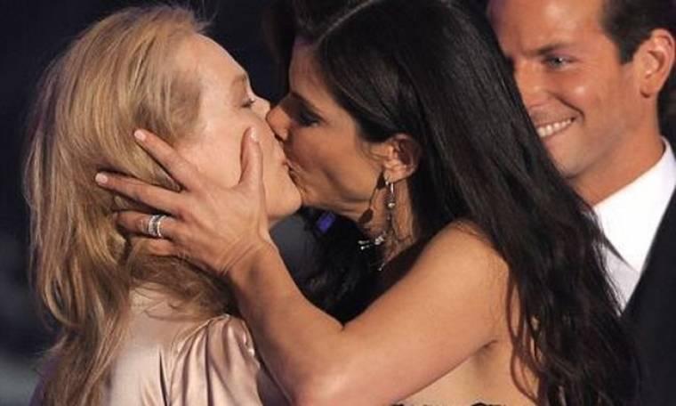 Το φιλί ήταν η καλύτερη στιγμή της ζωής της