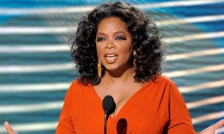 Η Oprah στο πλευρό της πολύπαθης Aϊτής