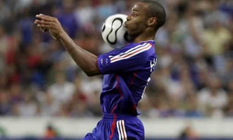 Οριστικά αθώος ο Henry για το γκολ με το χέρι