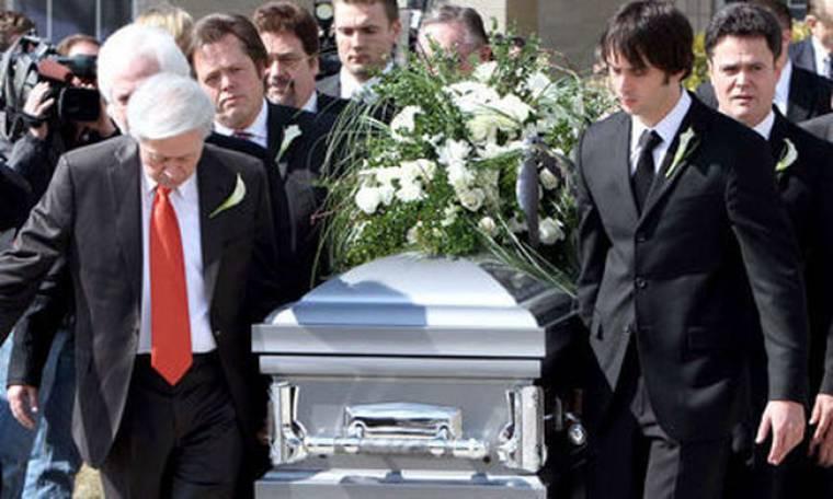 Κηδεύτηκε ο γιος της Marie Osmond