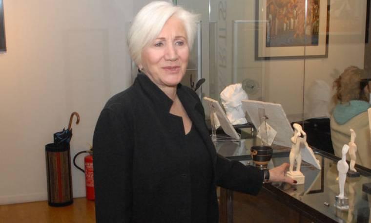 Ολυμπία Δουκάκη: Η αγάπη της  για την Ελλάδα σε διεθνές δίκτυο