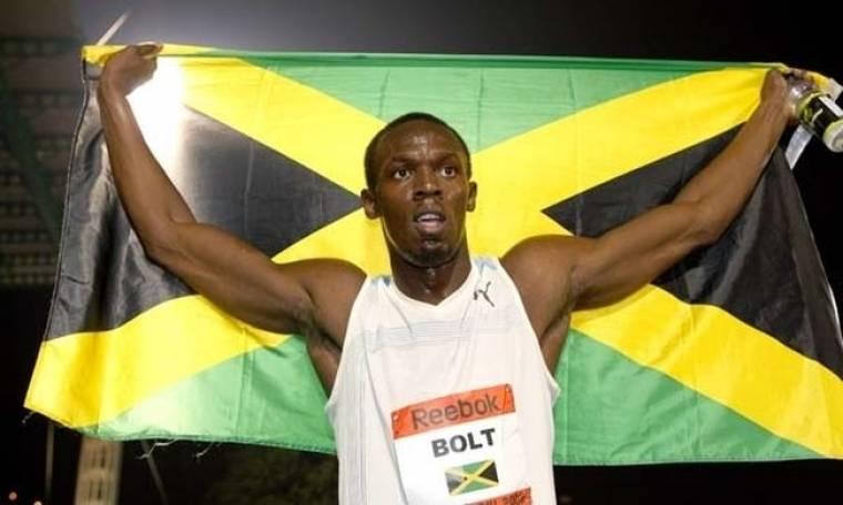 Αθλητής της χρονιά ο Usain Bolt