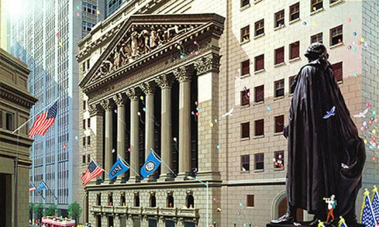 Είσοδος της Αlma Maritime στη Wall Street
