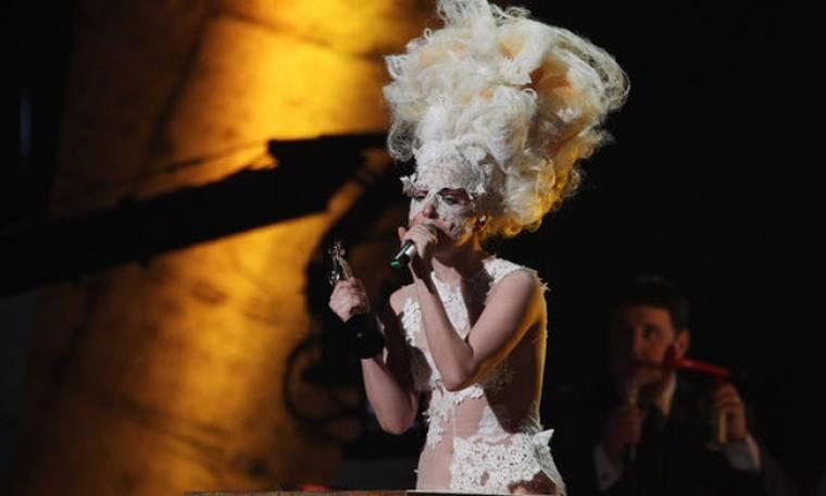 Η Lady GaGa στο Glee