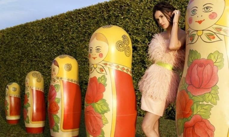 Η φωτογράφηση της Demi Moore για το Harper's Bazaar
