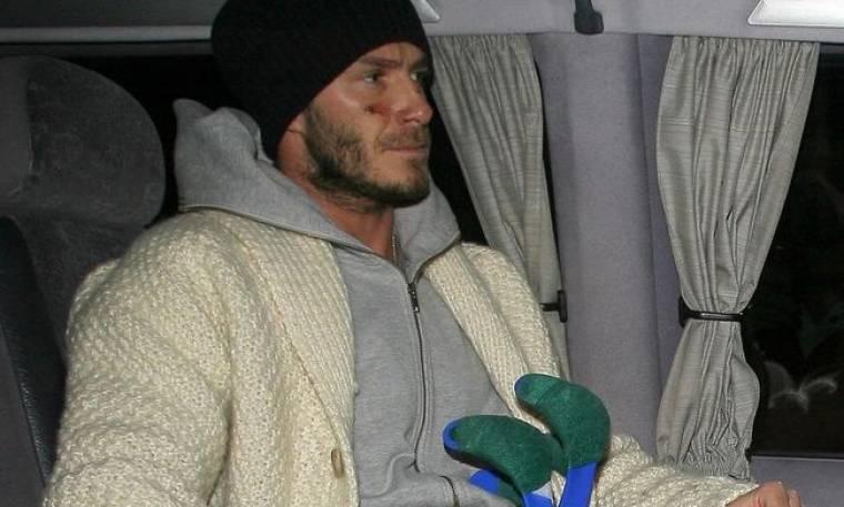 Ο Tom Cruise για τον τραυματισμό του Beckham
