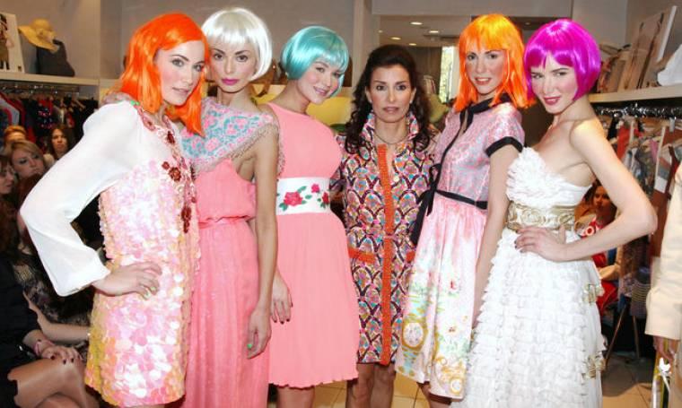 Ένα εκκεντρικό fashion show