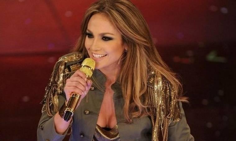 Η Jennifer Lopez στο Γυναίκα στη Θάλασσα