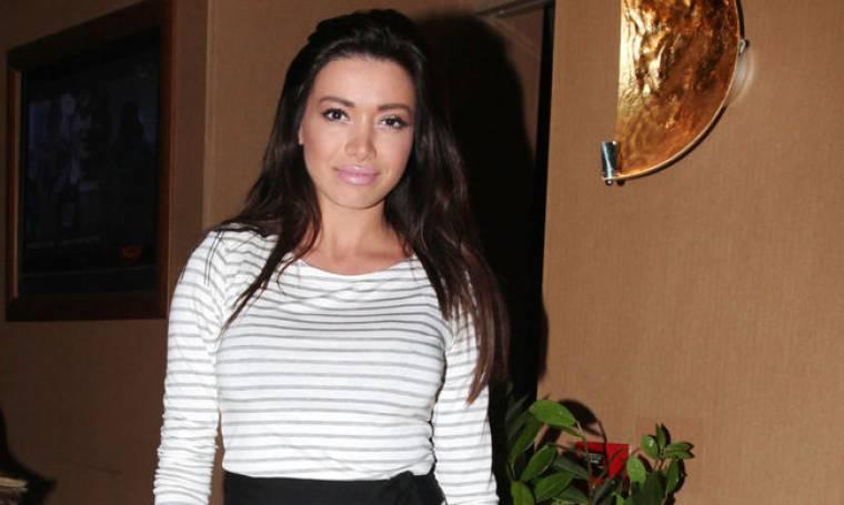 Όλγα Φαρμάκη: Από μοντέλο… τραγουδίστρια