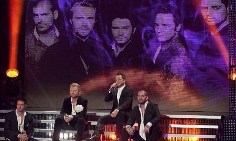 Συναυλία των Boyzone για τον Gately