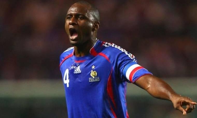 Partick Vieira: Υπερασπίζεται τον Henry για το γκολ με το χέρι στον αγώνα με την Ιρλανδία