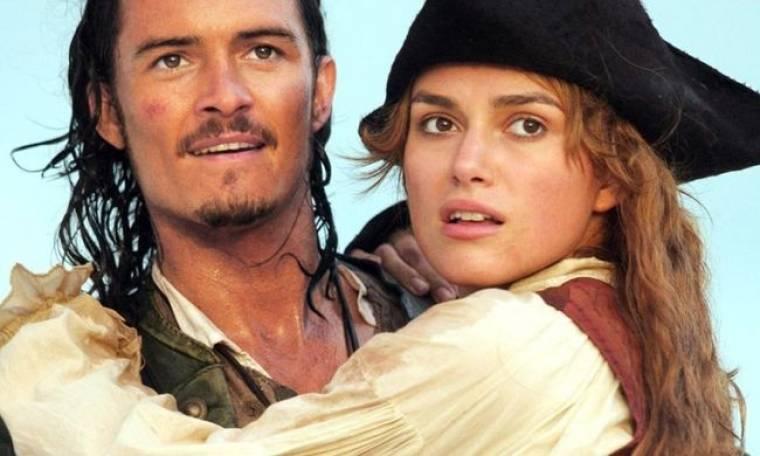 Η Keira Knightley για τους Πειρατές