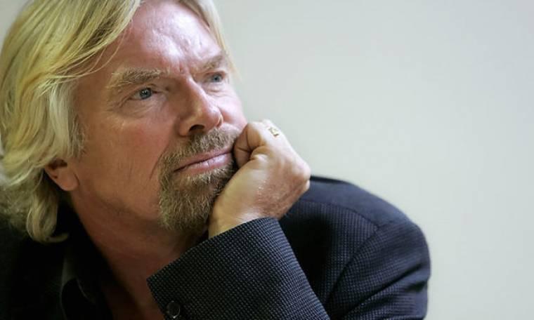 Να «απογειώσει» την Virgin Atlantic θέλει ο Ρίτσαρντ Μπράνσον