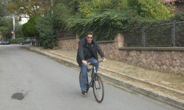 Πήρε ένα ποδήλατο... ο Βαρβιτσιώτης