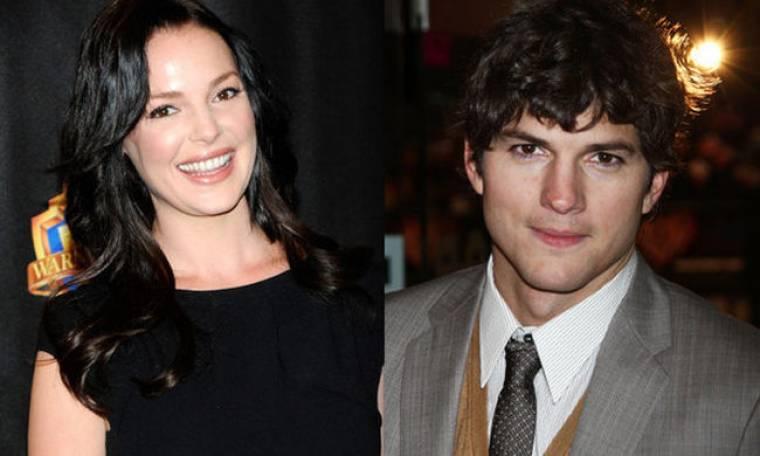 Η Katherine Heigl λατρεύει τον Ashton Kutcher