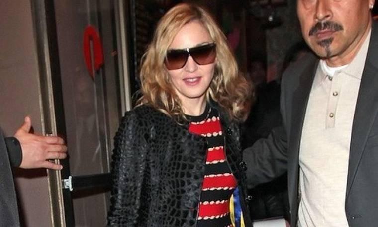 Και πάλι στο Λονδίνο η Madonna