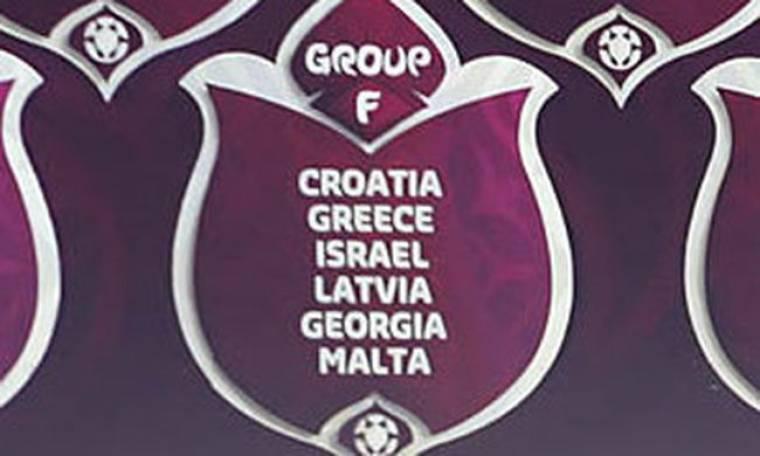 Οι αντίπαλοι της Εθνικής για τα προκριματικά του Euro 2012