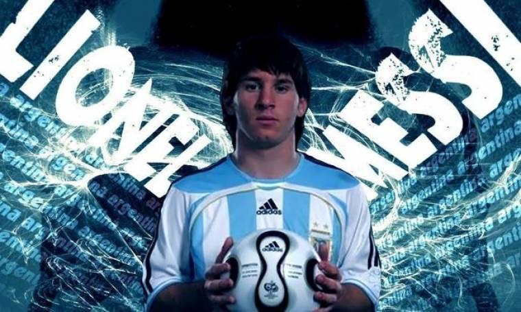 """Lionel Messi: """"Δεν θα πλησιάσω τον Maradona ακόμα και αν περάσουν χίλια χρόνια"""""""