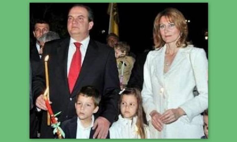 Πάσχα αλά Ιταλικά για την οικογένεια Καραμανλή