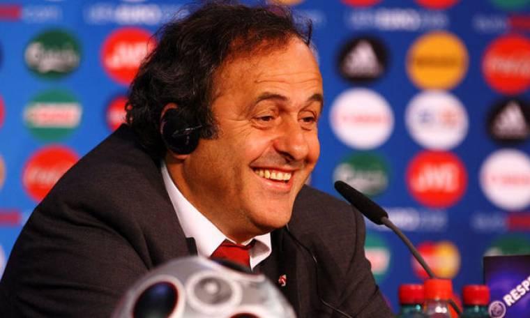 Εκ νέου υποψήφιος για την προεδρία της UEFA ο Michel Platini