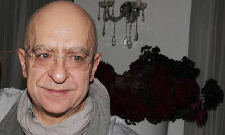 """Κοκκινόπουλος: """"Το επάγγελμα του κριτικού είναι ένα παρασιτικό επάγγελμα"""""""