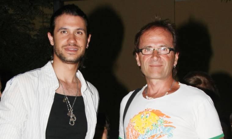 Ορφέας και Ντίνος Αυγουστίδης: Γιος και πατέρας βγαίνουν μαζί