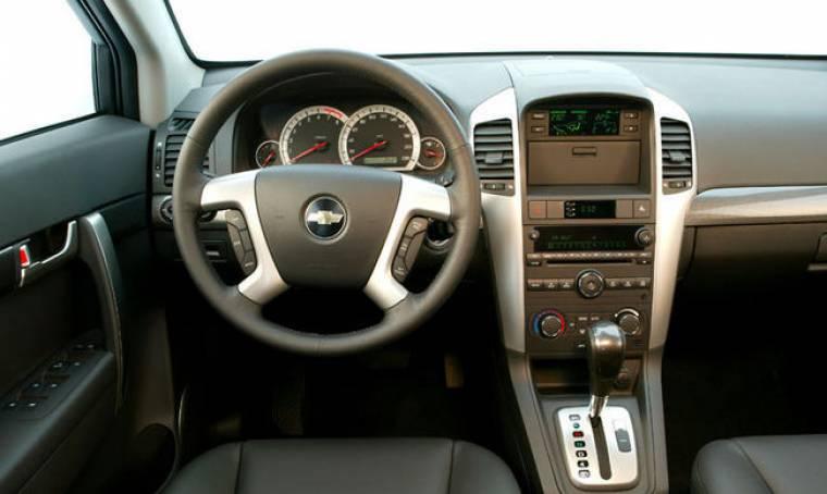Chevrolet: Ανάκληση μοντέλων Captiva