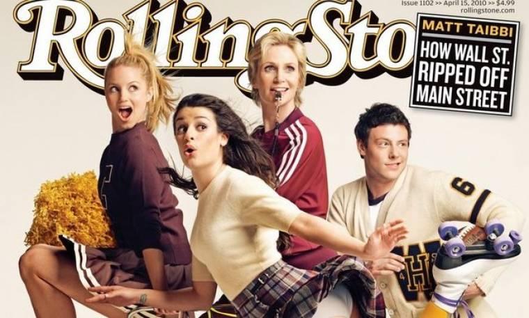 Το Glee στο Rolling Stone